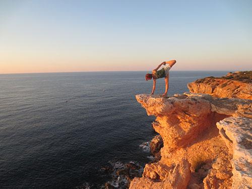 Retiro de Yoga y Naturaleza en Ibiza · Retiro